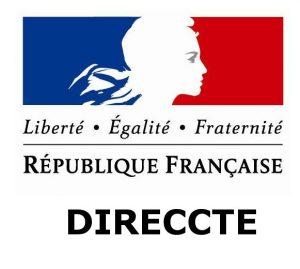 Logo de la Direccte
