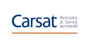 Logo de la Carsat